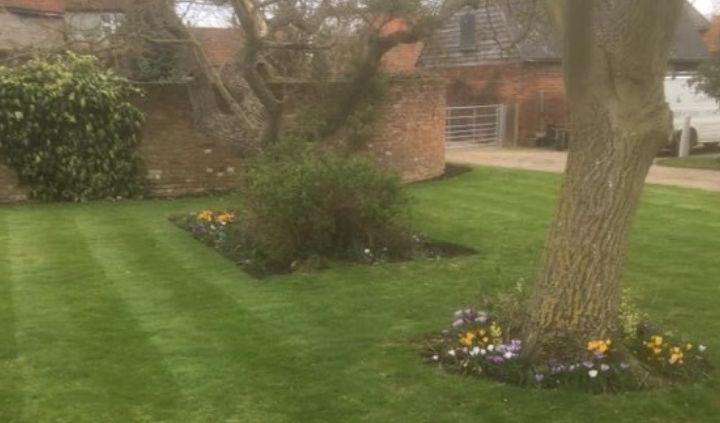garden - Easthorpe